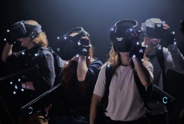 Парк виртуальных миров Another World - Фото №0