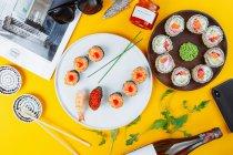 Суши-гастроном «Важная Рыба»