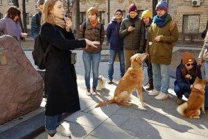 В Москве появились первые дог-френдли экскурсии
