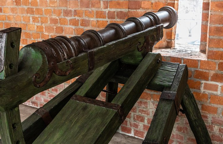 Парад стрельцов откроет в Зарядье выставку артиллерии