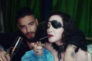 Мадонна выпустила клип «Medellín»