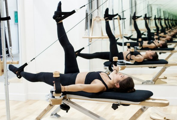 Let's do pilates - Фото №0