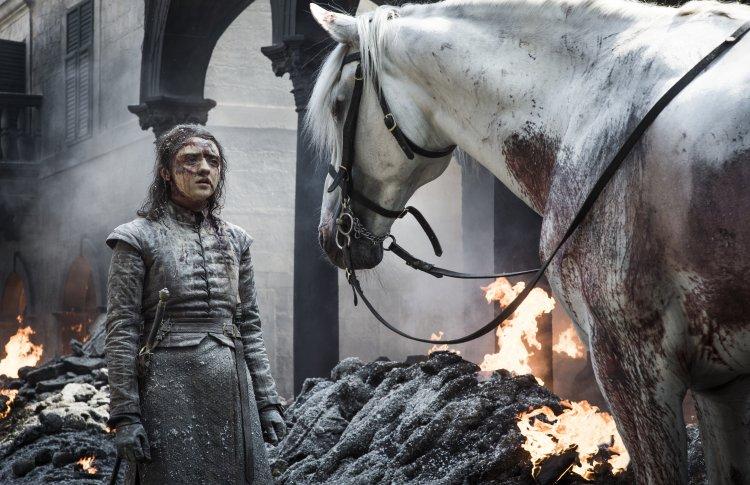Дейенерис зажигает поминальный костер – обзор пятой серии восьмого сезона «Игры престолов»