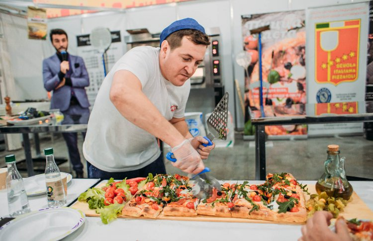 В Петербурге пройдет отборочный этап Чемпионата России по пицце