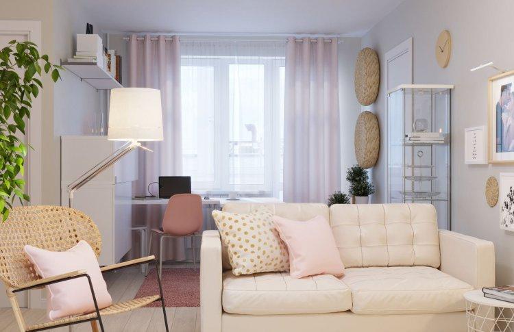 ИКЕА запустила платформу с бесплатными дизайн-проектами для типовых домов