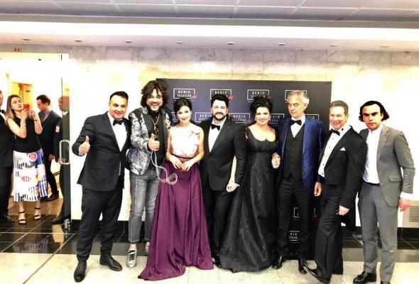 В Москве с огромным успехом прошел концерт звезд мировой оперы - Фото №1