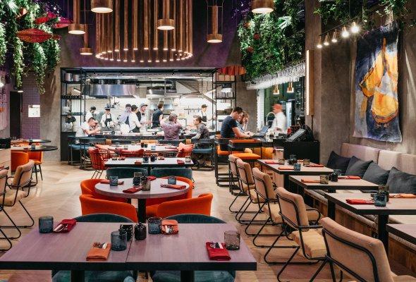 Medusa Asian Kitchen Bar - Фото №3