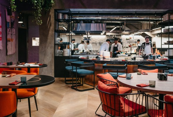 Medusa Asian Kitchen Bar - Фото №0