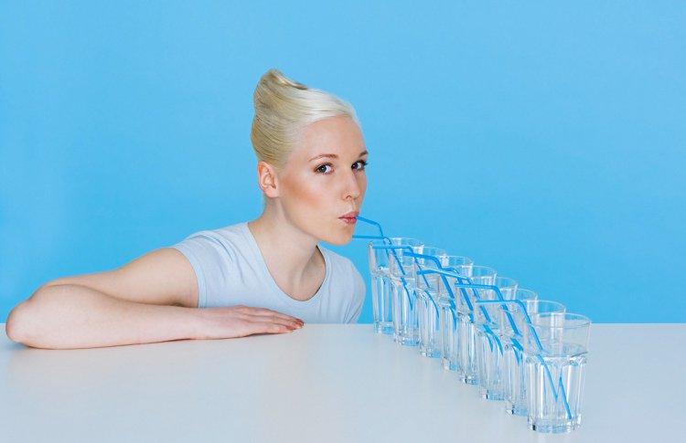 Сколько нужно пить жидкости во время похудения?