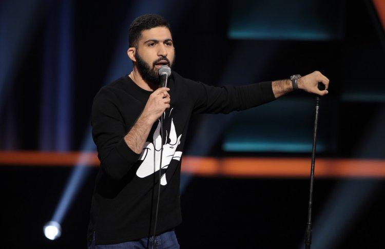 Гурам Амарян: чтобы быть stand up комиком нужен жизненный опыт