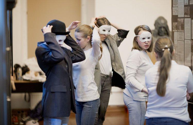 Театр.doc  покажет спектакль о войне с детьми-актерами