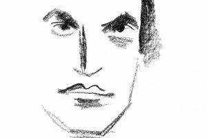 Рисунки Давида Боровского