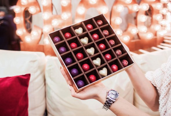 Шоколадный бар на Невском  - Фото №2