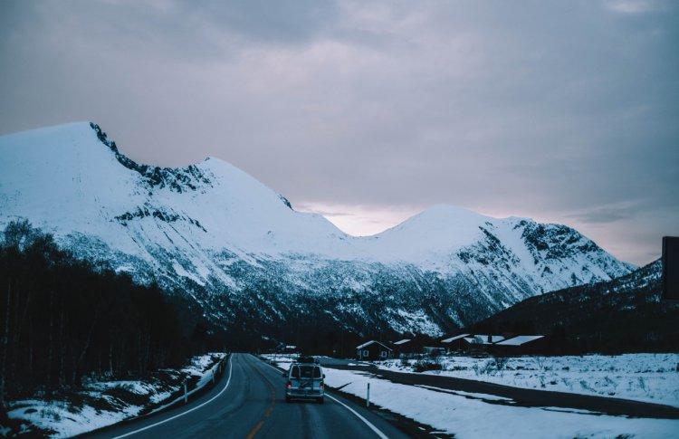 Как поехать на автодоме в Норвегию и не разориться