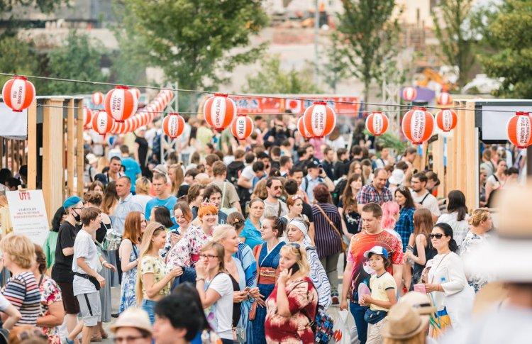 5 причин пойти на фестиваль J-FEST SUMMER 2019