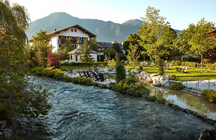 Будете в Баварии — заходите: отель Bachmair Weissach Spa & Resort