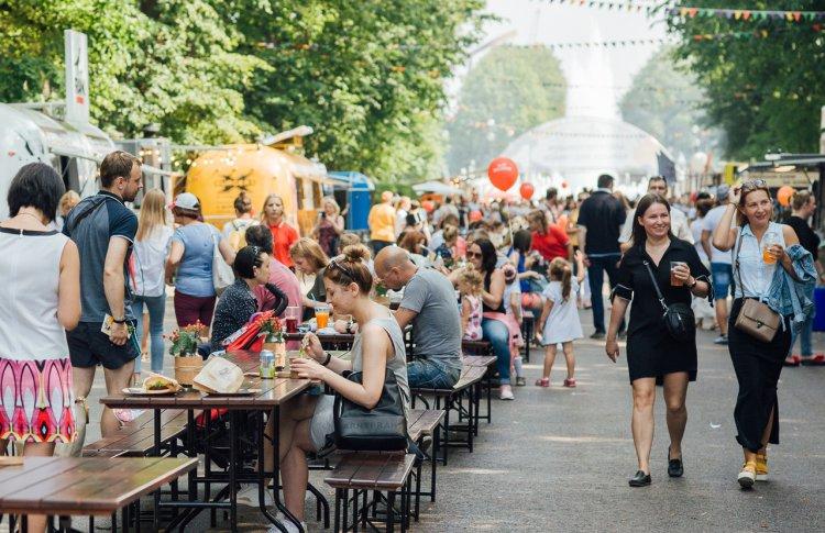 Фестиваль «О да, еда!»: знакомимся с участниками фудкорта