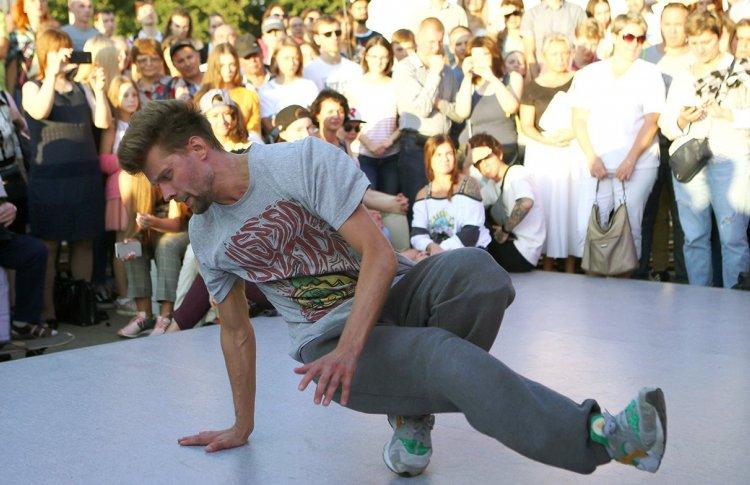 В Парке Горького пройдет фестиваль хип-хоп-культуры