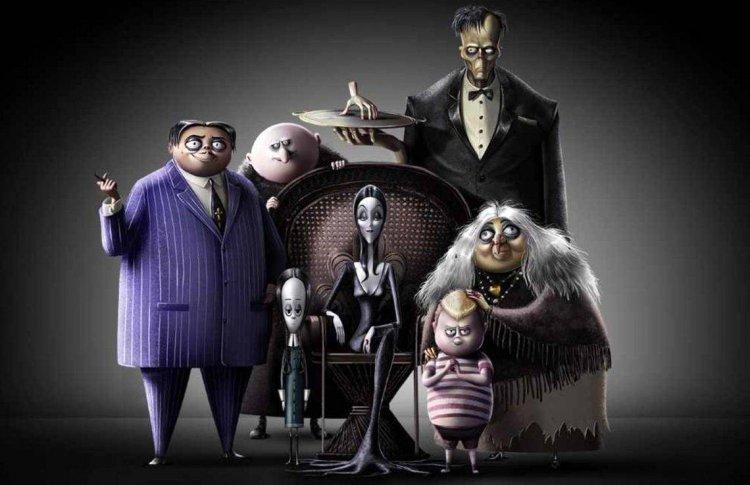 Вышел трейлер мультфильма «Семейка Аддамс»