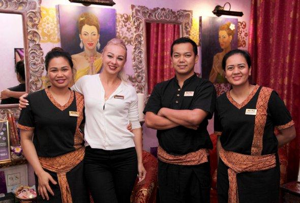Салон тайского массажа «Вай Тай Звездная» - Фото №0