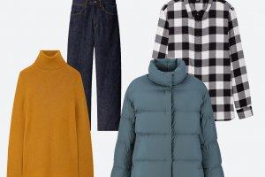 Открытие онлайн-магазина UNIQLO и новая коллекция Осень-Зима 2019 со звездами