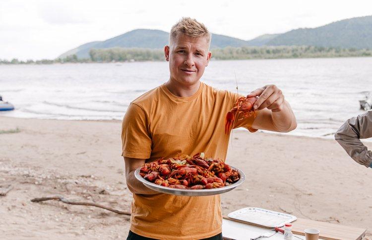 Александр Белькович, шеф-повар, телеведущий: я очень комфортно чувствую себя, общаясь с залом