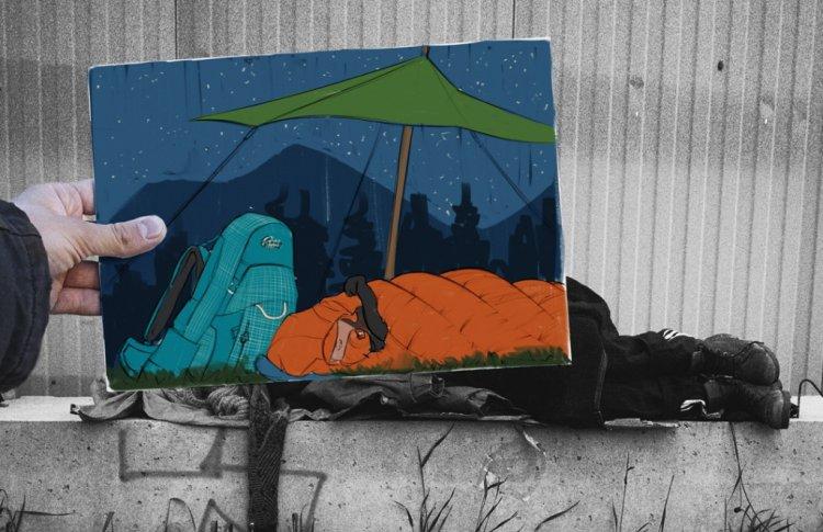 «Ночлежка» и магазин «Трамонтана» проводят совместную акцию в пользу бездомных