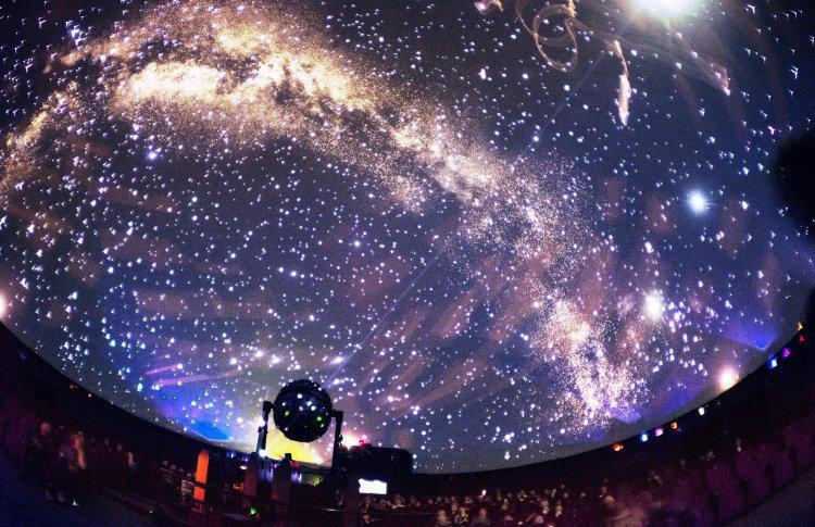 Московский Планетарий подготовил к своему юбилею «100 часов астрономии»