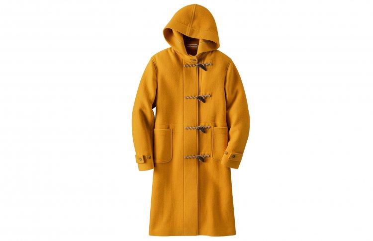 Пальто Inese de la Fressange, Uniqlo