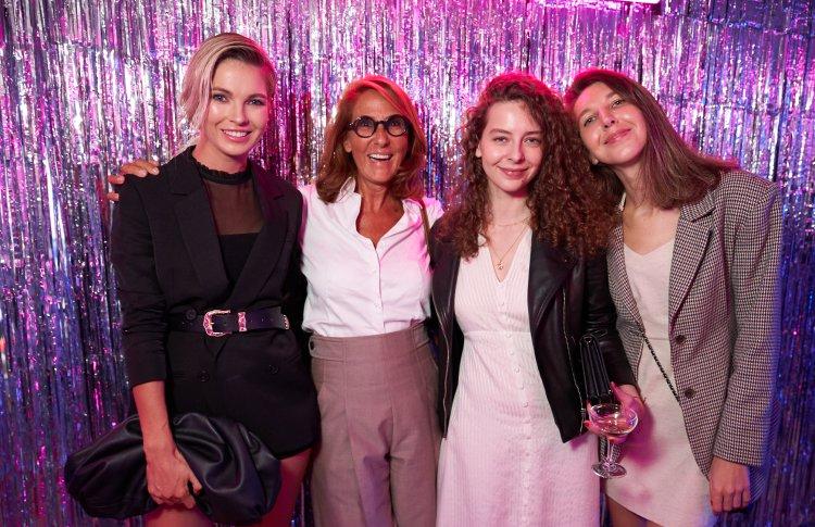 Парфюмер парижского Дома Кристин Нажель представила в Москве свое новое творение TWILLY d'Hermès Eau Poivrée.