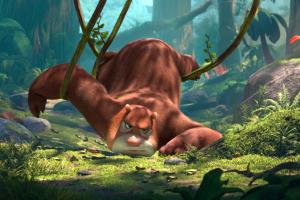 Побег из джунглей