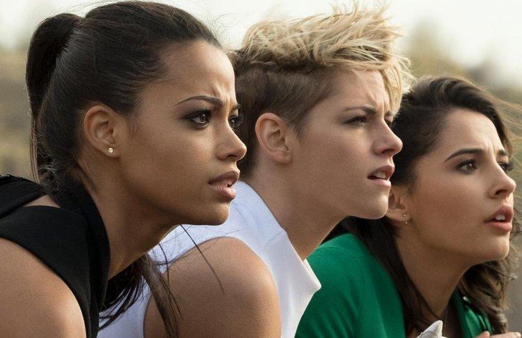 Три певицы выпустили клип на саундтрек «Ангелов Чарли»
