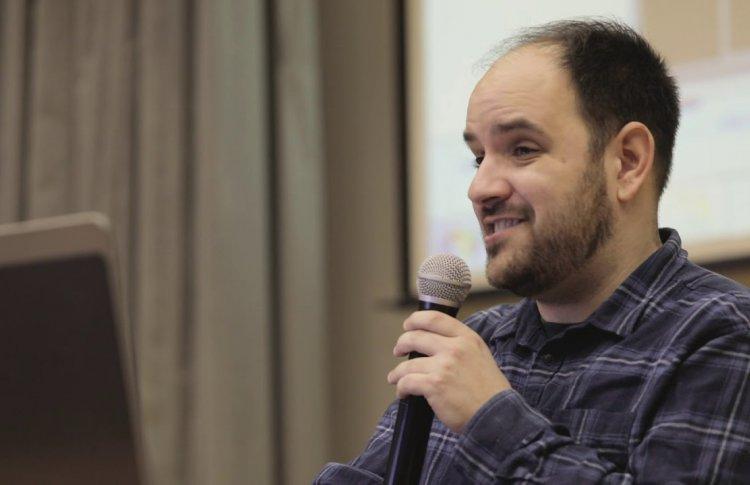 Pioner Talks представит книгу Льва Ганкина о музыке