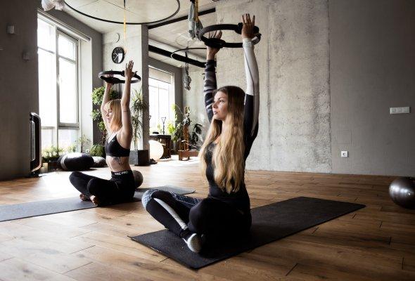 Студия пилатеса, йоги и фитнеса FlexBalance на набережной Смоленки - Фото №1