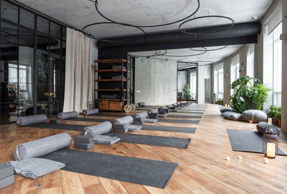Студия пилатеса, йоги и фитнеса FlexBalance на набережной Смоленки - Фото №0