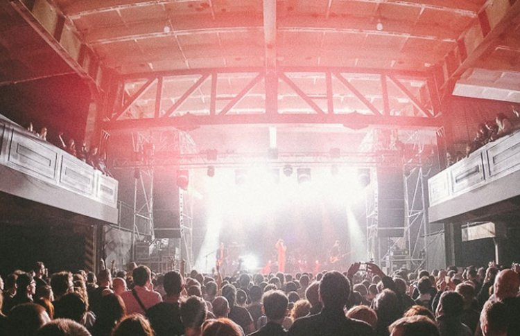 Клуб-фестиваль «МОРЗЕ»