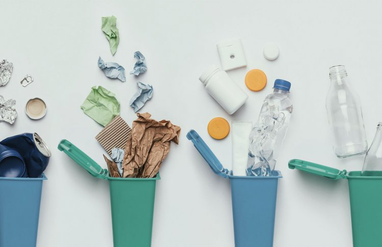 «Зеленая точка» по раздельному сбору мусора открылась на «Флаконе»