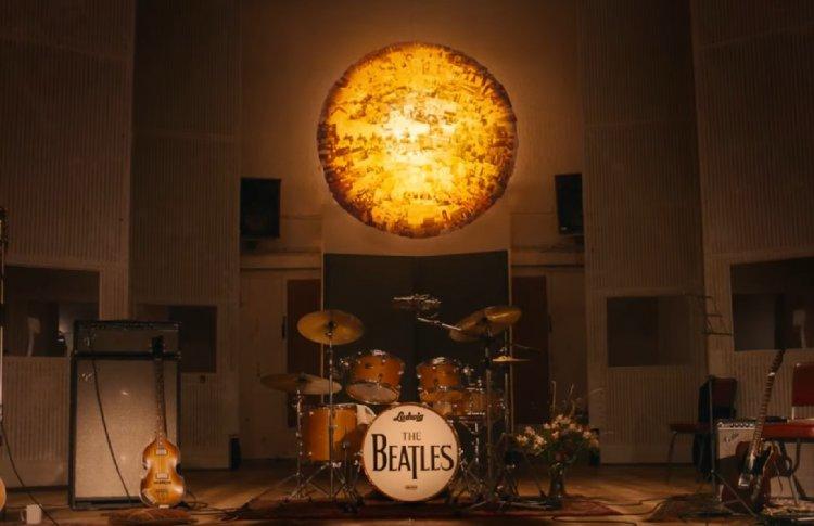 К юбилею альбома The Beatles выпустили новый клип