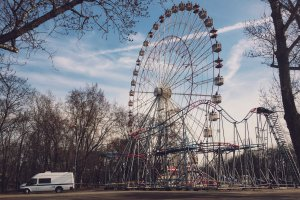 В Москве построят самое большое колесо обозрения в Европе