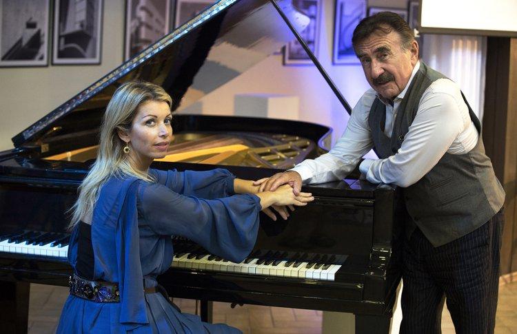 Концерт с Леонидом Каневским «Следствие одной пластинки»