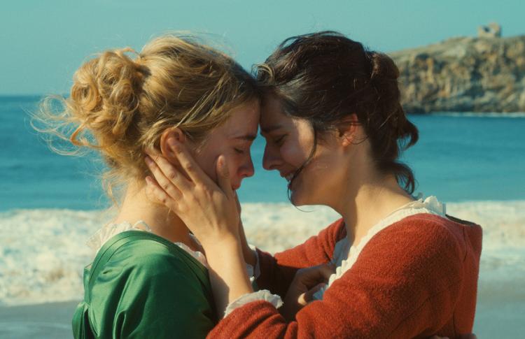 Рецензия на фильм: «Портрет девушки в огне»
