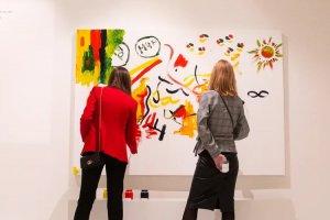 Кусочек неба на память: репортаж с выставки Йоко Оно