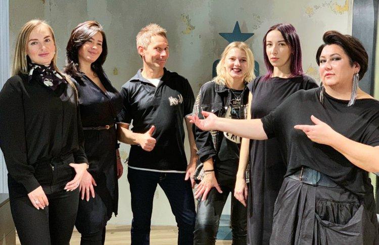 Оксана Осауленко, владелица мастерской красоты Main Star: наши стрижки как хорошее платье садятся на фигуру