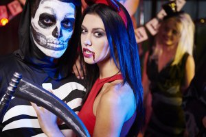 Как провести Хэллоуин в Москве
