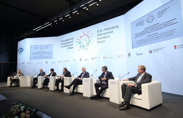 В Северной столице пройдет XII Петербургский международный инновационный форум