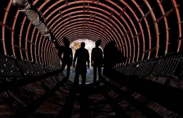 В бункере МИД возобновят выставку «Москва НЕ провалится»