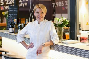 Наташа Березова: «Мы уже на кухне, и за нами будущее»