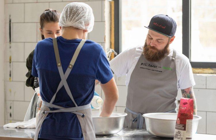 Как московские рестораторы занимаются благотворительностью