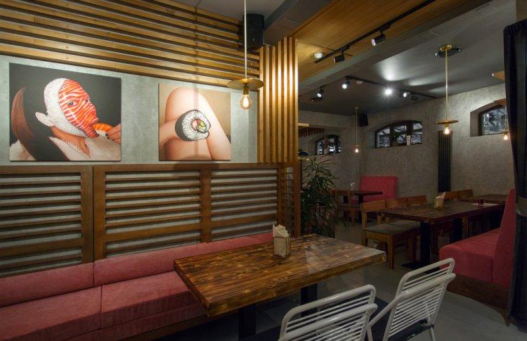 Ресторан японской и паназиатской кухни Tamashi открылся в Пушкине
