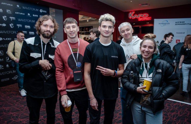 В Москве прошел WaveForum